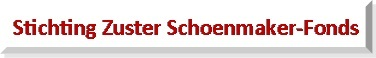 Zr.Schoenmakerfonds